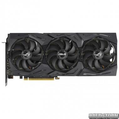 Видеокарта Asus PCI-Ex GeForce GTX 1660 Ti ROG Strix Gaming OC 6GB GDDR6 (192bit) (1860/12000) (2 x DisplayPort, 2 x HDMI 2.0b) (ROG-STRIX-GTX1660TI-O6G-GAMING)
