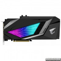 Gigabyte PCI-Ex GeForce RTX 2080 Super Aorus Waterforce 8G 8GB GDDR6 (256bit) (1860/15500) (Type-C, 3 x HDMI, 3 x Display Port) (GV-N208SAORUS W-8GC)