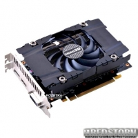 Inno3D PCI-Ex GeForce GTX1060 Compact 3GB GDDR5 (192bit) (1506/8000) (DVI, HDMI, DisplayPort) (N1060-4DDN-L5GM)
