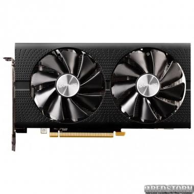 Видеокарта Sapphire PCI-Ex Radeon RX 570 Pulse OC 4GB GDDR5 (256bit) (1284/7000) (2 x HDMI, 2 x DisplayPort) (11266-67-20G)