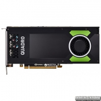 HP PCI-Ex NVIDIA Quadro P4000 8GB GDDR5 (256bit) (4 x DisplayPort) (1ME40AA)