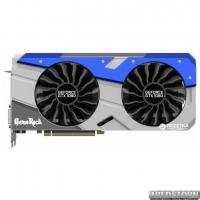 Palit PCI-Ex GeForce GTX 1080 GameRock Premium Edition 8GB GDDR5X (256bit) (1746/10500) (DVI, HDMI, 3 x DisplayPort) (NEB1080H15P2-1040G)