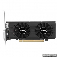 MSI PCI-Ex Radeon RX 460 2GB Low Profile GDDR5 (128bit) (1200/7000) (DVI, HDMI) (RX 460 2GT LP)