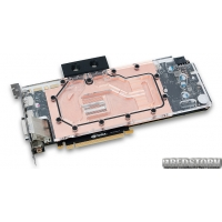 Asus PCI-Ex GeForce GTX 1080 Founders Edition 8GB GDDR5X (256bit) (1607/10000) (DVI, HDMI, 3 x DisplayPort) + Водоблок EKWB EK-FC1080 GTX (GTX1080-8G+WB)
