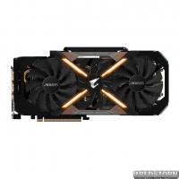 Gigabyte PCI-Ex GeForce RTX 2060 Aorus Xtreme 6GB GDDR6 (192bit) (1845/14140) (1 x Type-C, 1 x HDMI, 3 x Display Port) (GV-N2060AORUS X-6GC)