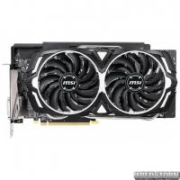 MSI PCI-Ex Radeon RX 590 ARMOR 8GB OC GDDR5 (256bit) (1565/8000) (DVI, 2 x HDMI, 2 x DisplayPort) (Radeon RX 590 ARMOR 8G OC)