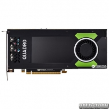 PNY PCI-Ex NVIDIA Quadro P4000 8GB GDDR5 (256bit) (4 x DisplayPort) (VCQP4000-PB)