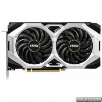 MSI PCI-Ex GeForce RTX 2060 Super Ventus OC 8GB GDDR6 (256bit) (1665/14000) (1 x HDMI, 3 x DisplayPort) (RTX 2060 SUPER VENTUS OC)