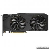 Asus PCI-Ex GeForce RTX 2070 Super Dual EVO OC 8GB GDDR6 (256bit) (1605/14000) (1 x HDMI, 3 x DisplayPort) (DUAL-RTX2070S-O8G-EVO)