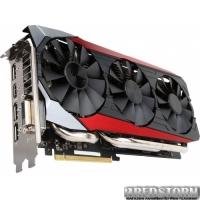 Asus PCI-Ex Radeon R9 390X Strix 8192MB GDDR5 (512bit) (1070/6000) (DVI, HDMI, 3 x DisplayPort) (STRIX-R9390X-DC3OC-8GD5-GAMING)