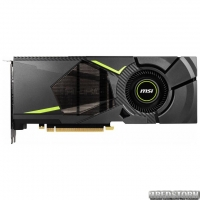 MSI PCI-Ex GeForce RTX 2070 Aero 8GB GDDR6 (256bit) (1410/14000) (USB Type-C, HDMI, 3 x DisplayPort) (GeForce RTX 2070 Aero 8G)