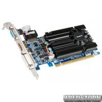 Gigabyte PCI-Ex GeForce GT 610 2048MB GDDR3 (64bit) (810/1333) (VGA, DVI, HDMI) (GV-N610D3-2GI)