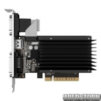 Gainward PCI-Ex GeForce GT 710 1024MB DDR3 (64bit) (954/1600) (VGA, DVI, HDMI) (4260183363590)