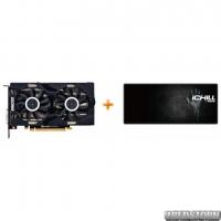 INNO3D PCI-Ex GeForce RTX 2070 TwinX2 8GB GDDR6 (256bit) (1620/14000) (2 x DisplayPort, DVI, HDMI, USB Type-C) (N20702-08D6-1160VA22) + Игровая поверхность INNO3D iChill в подарок!