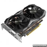 Відеокарта Zotac GeForce GTX 1060 AMP Edition 6GB (ZT-P10620C-10M) GDDR5X