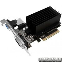 Gainward PCI-Ex GeForce GT 730 SilentFX 1024MB DDR3 (64bit) (902/1800) (VGA, DVI, HDMI) (4260183363231)