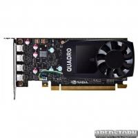 HP PCI-Ex NVIDIA Quadro P620 2GB GDDR5 (128bit) (4 x miniDisplayPort) (3ME25AA)