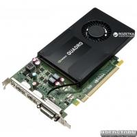 PNY PCI-Ex NVIDIA Quadro K2200 4096MB GDDR5 (128bit) (1000/1250) (2 x DisplayPort, 1 x DVI-I) (VCQK2200-PB)