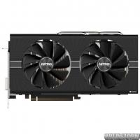 Sapphire PCI-Ex Radeon RX 580 Nitro+ 8GB GDDR5 (256bit) (1411/8000) (DVI, 2 x HDMI, 2 x DisplayPort) (11265-01-20G)