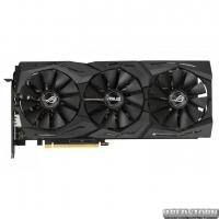 Asus PCI-Ex GeForce RTX 2060 ROG Strix 06G Gaming OC 6GB GDDR6 (192bit) (1860/14000) (2 x DisplayPort, 2 x HDMI 2.0b) (ROG-STRIX-RTX2060-O6G-GAMING )