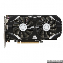 MSI PCI-Ex GeForce GTX 1050 2GT OCV1 2GB GDDR5 (128bit) (1404/7008) (DVI, HDMI, DisplayPort) (GTX 1050 2GT OCV1)