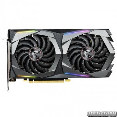 Видеокарта MSI PCI-Ex GeForce GTX 1660 Ti Gaming X 6G 6GB GDDR6 (192bit) (1875/12000) (3 x DisplayPort, 1 x HDMI 2.0b) (GTX 1660 Ti GAMING X 6G)