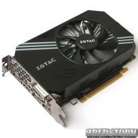 Zotac PCI-Ex GeForce GTX 1060 3GB GDDR5 (192bit) (1506/8000) (DVI, HDMI, 3 x DisplayPort) (ZT-P10610A-10L)