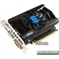 MSI PCI-Ex GeForce GTX 750 Ti 2048MB DDR5 (128bit) (1020/5400) (D-Sub, DVI, HDMI) (N750Ti-2GD5)