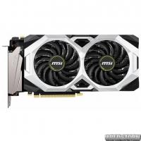 MSI PCI-Ex GeForce RTX 2080 Ventus 8G V2 8GB GDDR6 (256bit) (1515/14000) (HDMI, 3 x DisplayPort) (RTX 2080 VENTUS 8G V2)