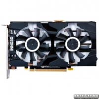 INNO3D PCI-Ex GeForce GTX 1660 Ti Twin X2 6GB GDDR6 (192bit) (1770/12000) (HDMI, 3x DisplayPort) (N166T2-06D6-1710VA15)