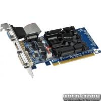 Gigabyte PCI-Ex GeForce GT 610 2048MB DDR3 (64bit) (810/1333) (VGA, DVI, HDMI) (GV-N610-2GI)