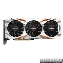 Gigabyte PCI-Ex GeForce GTX 1080 Ti Gaming OC 11GB GDDR5X (352bit) (1518/11010) (DVI, HDMI, 3 x Display Port) (GV-N108TGAMING OC-11GD)