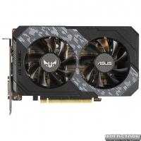 Asus PCI-Ex GeForce RTX 2060 TUF Gaming OC 6GB GDDR6 (192bit) (1710/14000) (DVI, 2 x HDMI, DisplayPort) (TUF-RTX2060-O6G-GAMING)