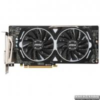 MSI PCI-Ex Radeon RX 580 ARMOR 8G GDDR5 (256bit) (1340/8000) (DVI, 2 x HDMI, 2 x DisplayPort) (RX 580 ARMOR 8G)