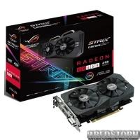 Asus PCI-Ex Radeon RX460 ROG Strix 4GB GDDR5 (128bit) (1236/7000) (DVI, HDMI, DisplayPort) (STRIX-RX460-O4G-GAMING)