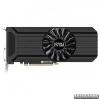 Palit PCI-Ex GeForce GTX 1060 StormX 3GB GDDR5 (192bit) (1506/8000) (DVI, HDMI, 3 x DisplayPort) (NE51060015F9-1061F)