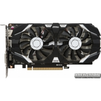 MSI PCI-Ex GeForce GTX 1050 2GT OC 2GB GDDR5 (128bit) (1404/7008) (DVI, HDMI, DisplayPort) (GTX 1050 2GT OC)