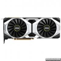 MSI PCI-Ex GeForce RTX 2080 Ti Ventus OC 11GB GDDR6 (352bit) (1350/14000) (USB Type-C, HDMI, 3 x DisplayPort) (GeForce RTX 2080 Ti Ventus 11G OC)