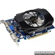 Gigabyte PCI-Ex GeForce GT 420 2048MB DDR3 (128bit) (700/1600) (DVI, VGA, HDMI) (GV-N420-2GI)