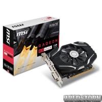 MSI PCI-Ex Radeon RX 460 2GB GDDR5 (128bit) (1210/7000) (DVI, HDMI, DisplayPort) (RX 460 2G OC)