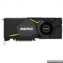 MSI PCI-Ex GeForce RTX 2080 Aero 8GB GDDR6 (256bit) (1515/14000) (USB Type-C, HDMI, 3 x DisplayPort) (GeForce RTX 2080 Aero 8G)
