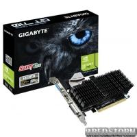 Gigabyte PCI-Ex GeForce GT 710 2048MB DDR3 (64bit) (954/1800) (HDMI, DVI, VGA) (GV-N710SL-2GL)