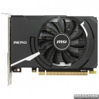 MSI PCI-Ex GeForce GT 1030 Aero ITX OC 2GB DDR4 (64bit) (1189/2100) (DVI, HDMI) (GT 1030 AERO ITX 2GD4 OC)