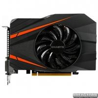 Gigabyte PCI-Ex GeForce GTX 1060 Mini ITX 3G 3GB GDDR5 (192bit) (1506/8008) (2 x DVI, HDMI, Display Port) (GV-N1060IX-3GD)