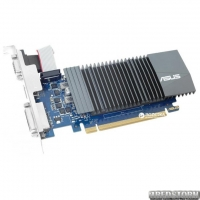 Asus PCI-Ex GeForce GT 710 2GB GDDR5 (64bit) (954/5012) (VGA, DVI, HDMI) (GT710-SL-2GD5)
