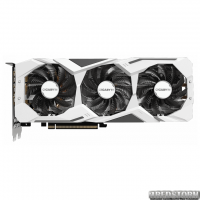 Gigabyte PCI-Ex GeForce RTX 2060 Super Gaming OC 3X White 8G 8GB GDDR6 (256bit) (1815/14000) (HDMI, 3 x Display Port) (GV-N206SGAMINGOC WHITE-8GD)