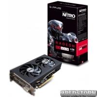 Sapphire PCI-Ex Radeon RX 460 Nitro 4GB GDDR5 (128bit) (1175/7000) (DVI, HDMI, DisplayPort) (11257-02-20G)