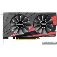 Asus PCI-Ex GeForce GTX 1050 Ti Expedition OC 4GB GDDR5 (128bit) (1341/7008) (DVI, HDMI, DisplayPort) (EX-GTX1050TI-O4G)