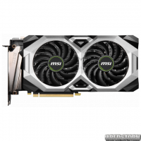 MSI PCI-Ex GeForce RTX 2080 Super Ventus XS OC 8GB GDDR6 (256bit) (1650/15500) (1 x HDMI, 3 x DisplayPort) (RTX 2080 SUPER VENTUS XS OC)