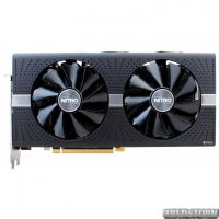 Sapphire PCI-Ex Radeon RX 570 Nitro+ 4GB GDDR5 (256bit) (1340/7000) (DVI, 2 x HDMI, 2 x DisplayPort) (11266-14-20G)